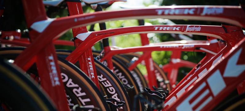 Testy rowerów Trek
