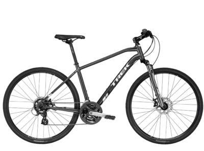 Rower Trek Dual Sport 1, charcoal