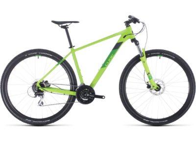 Rower Cube AIM PRO zielony