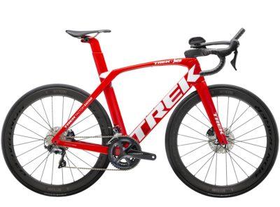 Rower Trek Madone SLR SPEED czerwony