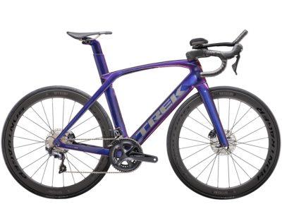 Rower Trek Madone SLR SPEED fiolet