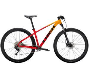 Rower Trek Marlin 7 Czerwono-Pomarańczowy