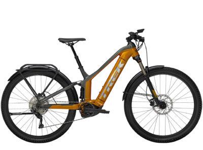 Rower Trek Powerfly 4 FS Equipped pomarańczowy