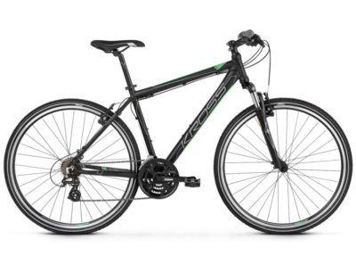 Rower Kross Evado 2.0 Czarno-Zielony