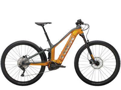 Rower Trek Powerfly fs 4 625W pomarańczowy