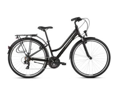 Rower Trans 1.0 Damski czarny