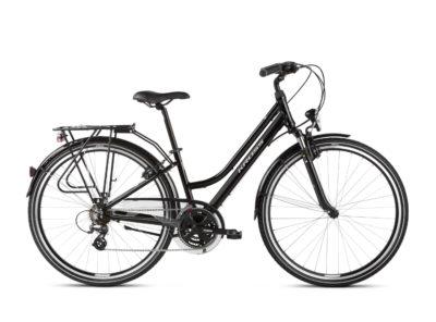 Rower Trans 2.0 damski czarny