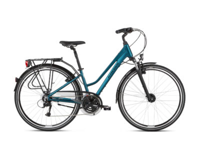 Rower Trans 4.0 Turkusowy