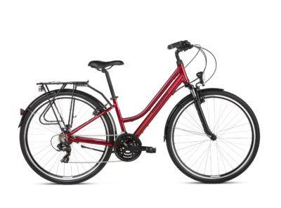 Rower Trans 1.0 Damski Rubinowy