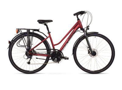 Rower Trans 5.0 Damski Rubinowy